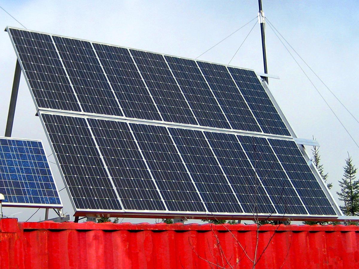 sun watts supports de panneau solaire pour poteau sont simples installer tr s solides. Black Bedroom Furniture Sets. Home Design Ideas